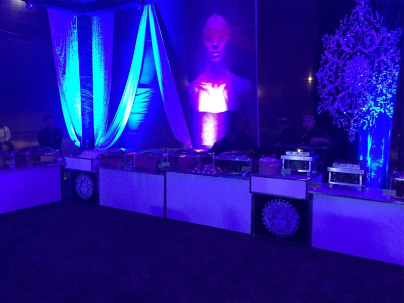 Club Theme Event and Catering