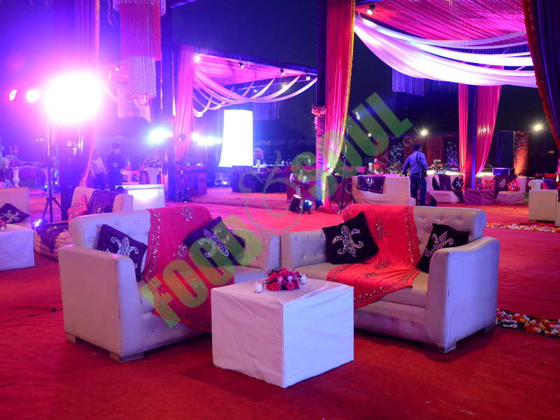 Event Decor & Catering